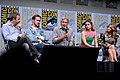 Denis Villeneuve, Ryan Gosling, Harrison Ford, Ana de Armas & Sylvia Hoeks (35809515700).jpg
