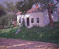 Dennis Miller Bunker, Roadside Cottage, 1889.jpg