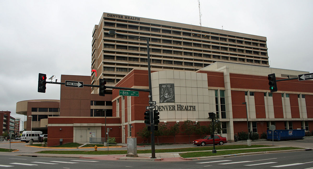Denver Health Medical Center - Wikipedia
