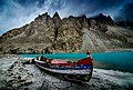 Deserted boat at attabaad lake.jpg