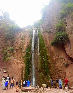 Dhani Waterfall