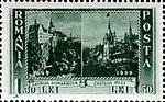 Dimitrie Stiubei - Castelul Sigmaringen si Peles.jpg