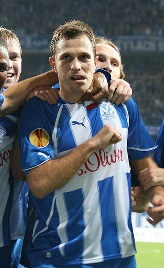 OFK Kikinda - Dimitrije Injac ex-player of OFK Kikinda