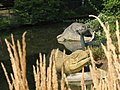 Dinosaurs behind the reeds - geograph.org.uk - 943187.jpg