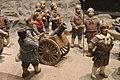 Diorama Zheng Chenggong (Koxinga) Recovering Taiwan from Dutch (32866303233).jpg