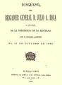 Discurso del Brigadier General D. Julio A. Roca.pdf