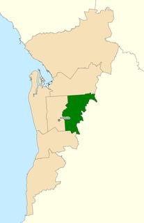 Division of Sturt Australian federal electoral division