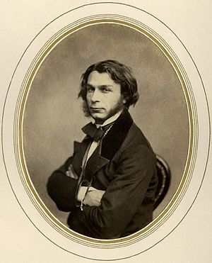 Dmitry Grigorovich - Grigorovich in 1856