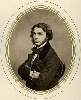 Dmitry Grigorovich - Grigorovich in 1856