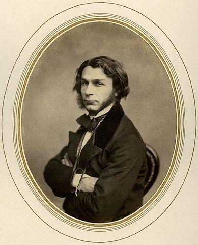 Д.В.Григорович в 1856году