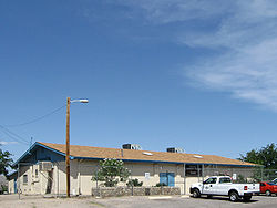 Doña Ana Community Center (2009)