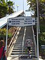 Dodger Stadium stairs 2015-10-04.jpg