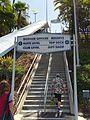 Dodger Stadium stairs 2015-10-04.jpg