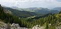 Dolomites Val Gardena from Mont de Seura Mont de Seuc.jpg