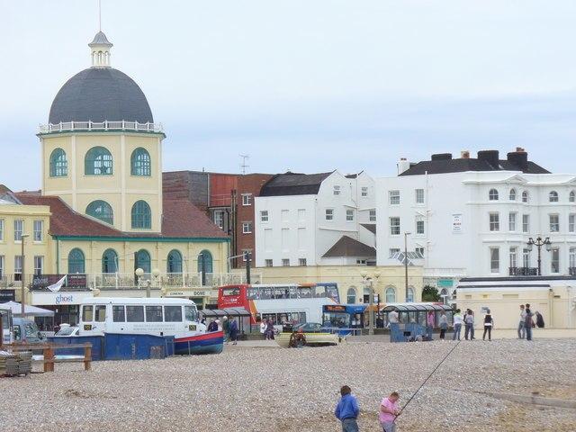 Dome Cinema on Marine Parade, Worthing, West Sussex