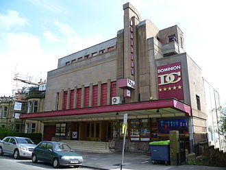 Morningside, Edinburgh - Dominion Cinema