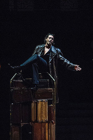 Don Giovanni - Ildebrando D'Arcangelo as Don Giovanni, Salzburg Festival 2014