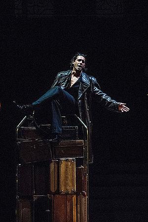 Don Giovanni - Ildebrando D'Arcangelo as Don Giovanni, Salzburg Festival 2014