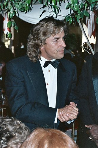 Don Johnson - Don Johnson in 1989