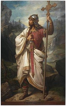 Don Pelayo, rey de Asturias (Museo del Prado).jpg