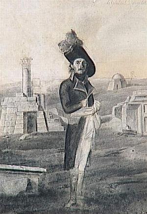 François-Xavier Donzelot - General François-Xavier Donzelot.