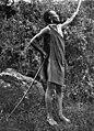 Dorako man making medicine and prevent the rain from falling Wellcome M0005271.jpg