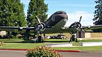 Douglas C-47A Skytrain at the Evergreen Aviation & Space Museum 3.jpg