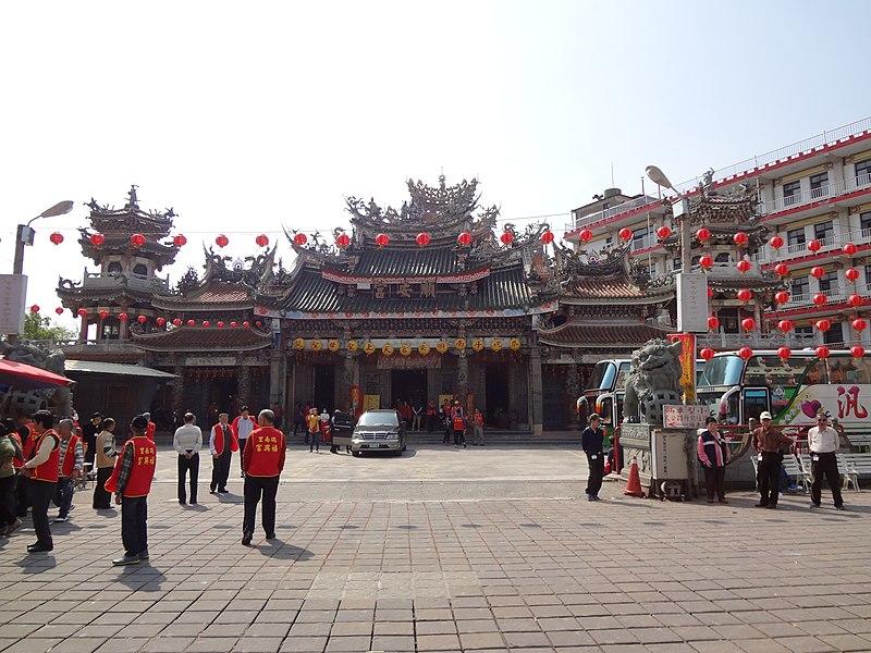 File:Dounan Shun'an Temple 20160326.jpg