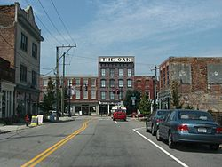 Downtown Petersburg