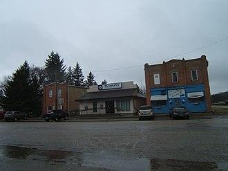 Ninette, Manitoba - Image: Downtown Ninette Manitoba