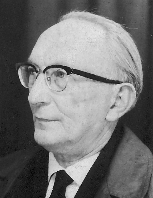Dr Josef Shapiro 1965
