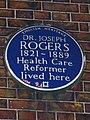 Dr Joseph Rogers Blue Plaque.jpg