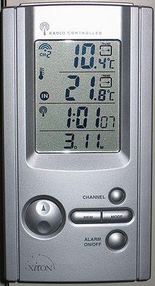 Отличая между термометром и термоскопом