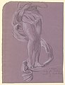 """Drawing, Study of """"Fortune"""", ca. 1890 (CH 18404523).jpg"""