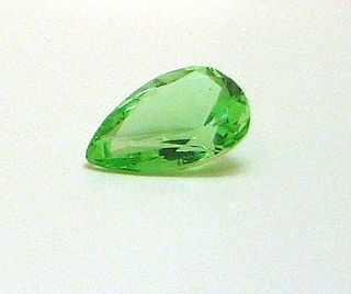 Dresden Green Diamond 41 carats (8.2 g) natural green diamond