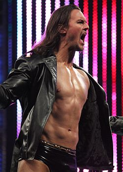 Drew McIntyre nell'aprile 2014