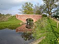 Drungewick Bridge and the Wey and Arun Canal - geograph.org.uk - 166073.jpg