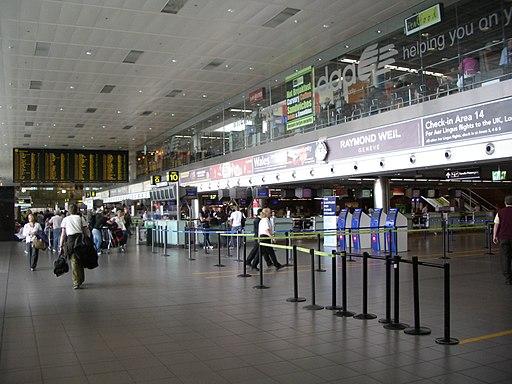 Aeropuerto de Dublín