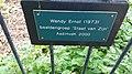 Durgerdam, Staat van zijn, naamplaat.jpg
