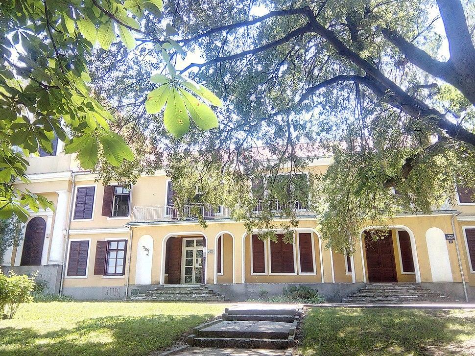 Dvorac Marcibanji, Sremska Kamenica