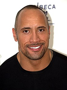 Dwayne Johnson Tribeca Film Festivalinde 2009