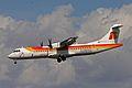EC-HJI ATR.72-212A IB-Air Nostrum PMI 27SEP10 (5032935855).jpg