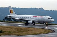 EC-LEA - A320 - Iberia Express