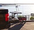 EEZTOP folding table at Dana Point fishing.jpg