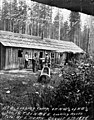 EG Englesh logging camp near Arlington, Washington, August 2, 1898 (INDOCC 402).jpg