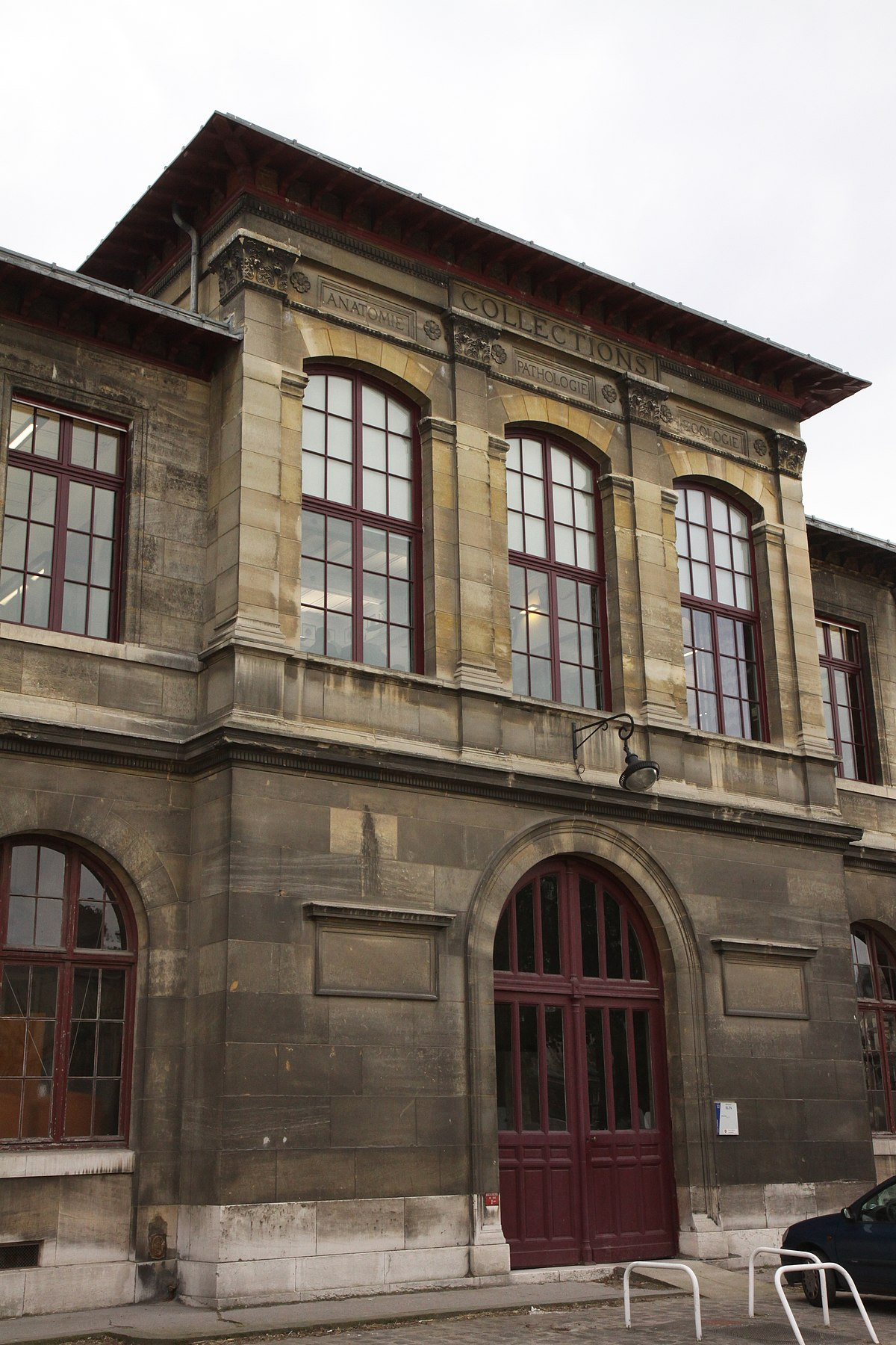 Museo Fragonard de Alfort - Wikipedia, la enciclopedia libre
