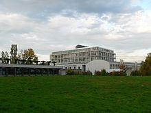 Génopode building