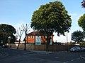 Ealing Cricket Club, the southwest corner (geograph 2469199).jpg