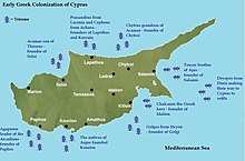 Cyprus Is An Island South Of