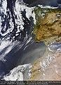 Earth from Space Dust plume over the Atlantic Ocean (29002905005).jpg